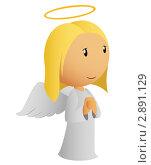 Купить «Ангел», иллюстрация № 2891129 (c) Алексей Зайцев / Фотобанк Лори