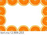 Кусочки апельсинов. Стоковое фото, фотограф Екатерина Усынина / Фотобанк Лори