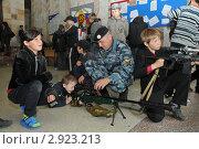 Купить «Будущие снайперы», эксклюзивное фото № 2923213, снято 28 мая 2011 г. (c) Free Wind / Фотобанк Лори
