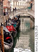 Венеция (2008 год). Редакционное фото, фотограф Александр / Фотобанк Лори