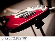 Бас-гитара Fender (2011 год). Редакционное фото, фотограф Юрий Петров / Фотобанк Лори