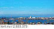 Купить «Панорама города Нижний Тагил», эксклюзивное фото № 2933373, снято 22 октября 2011 г. (c) Евгений Ткачёв / Фотобанк Лори