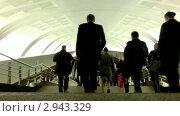 Московское метро. Редакционное видео, видеограф Виктор Тараканов / Фотобанк Лори