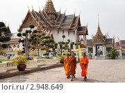 Купить «Павильон Апхон Пхимок в Большом Королевском дворце, Бангкок, Таиланд», эксклюзивное фото № 2948649, снято 10 декабря 2010 г. (c) Николай Винокуров / Фотобанк Лори