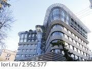 Жилой дом Стольник, Москва (2011 год). Редакционное фото, фотограф Ульяна Смирнова / Фотобанк Лори