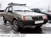 Купить «Лада «Спутник»», эксклюзивное фото № 2955237, снято 14 ноября 2011 г. (c) Голованов Сергей / Фотобанк Лори