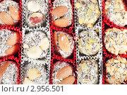 Купить «Турецкие сладости крупным планом», фото № 2956501, снято 12 ноября 2011 г. (c) Воронин Владимир Сергеевич / Фотобанк Лори