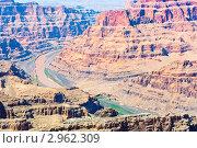 Купить «Гранд-Каньон. Плато Колорадо. Штат Аризона. США», фото № 2962309, снято 18 апреля 2011 г. (c) E. O. / Фотобанк Лори