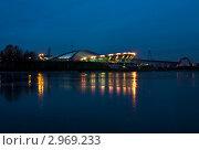 Купить «Москва, велотрек в Крылатском, вечер», фото № 2969233, снято 18 ноября 2011 г. (c) ИВА Афонская / Фотобанк Лори