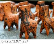 Свистульки. Стоковое фото, фотограф Андрей Грибачев / Фотобанк Лори