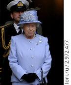 Купить «Елизавета II», фото № 2972477, снято 23 ноября 2011 г. (c) Анастасия Мищенко / Фотобанк Лори