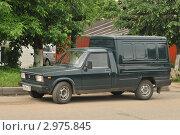 Купить «Автомобиль ИЖ-27175», фото № 2975845, снято 8 июня 2010 г. (c) Малышев Андрей / Фотобанк Лори