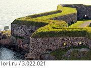 Бастион Свеаборга. Хельсинки. (2011 год). Стоковое фото, фотограф Сергей Разживин / Фотобанк Лори