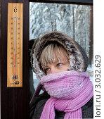 Заморозка (2010 год). Редакционное фото, фотограф Маргарита Волгина / Фотобанк Лори