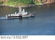 Купить «Малый ракетный корабль», фото № 3032997, снято 3 августа 2020 г. (c) Ямаш Андрей / Фотобанк Лори