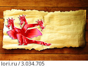 Купить «Фантастический Дракон-символ 2012 Нового Года», иллюстрация № 3034705 (c) Сергей Гавриличев / Фотобанк Лори