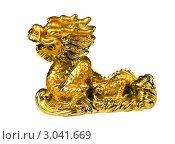 Купить «Золотой дракон», фото № 3041669, снято 9 октября 2011 г. (c) ElenArt / Фотобанк Лори