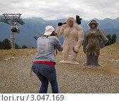 Купить «Работа фотографа», эксклюзивное фото № 3047169, снято 5 августа 2011 г. (c) Вячеслав Палес / Фотобанк Лори