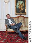 Купить «Клячкин Роман Витальевич, юморист», фото № 3056885, снято 25 августа 2011 г. (c) Игорь Долгов / Фотобанк Лори
