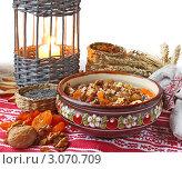Купить «Сочельник», фото № 3070709, снято 21 декабря 2011 г. (c) Олеся Сарычева / Фотобанк Лори