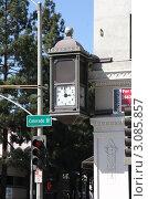 Пасадена, Лос-Анджелес, Калифорния (2009 год). Редакционное фото, фотограф Екатерина Федорова / Фотобанк Лори
