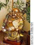 Купить «Статуя Хотей (воплощение Будды Майтреи)», фото № 3098101, снято 8 октября 2011 г. (c) Михаил Ворожцов / Фотобанк Лори