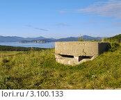 Купить «Старое артиллерийское береговое укрепление», фото № 3100133, снято 5 сентября 2010 г. (c) Олег Рубик / Фотобанк Лори