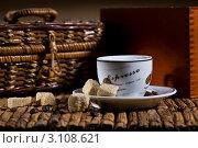 Купить «Кофейный натюрморт», фото № 3108621, снято 18 декабря 2018 г. (c) Юлий Шик / Фотобанк Лори