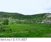 Купить «Село Ширяево Самарской области», фото № 3111657, снято 12 июня 2011 г. (c) Светлана Кириллова / Фотобанк Лори