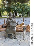 Купить «Анапа. Добрый доктор Айболит», фото № 3117465, снято 18 сентября 2011 г. (c) Вячеслав Беляев / Фотобанк Лори