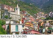 Купить «Городской пейзаж. Чинкуе Терре, Италия», фото № 3124085, снято 15 апреля 2010 г. (c) Оксана Морозова / Фотобанк Лори