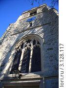 Церковь Святого Николая в Лондоне (2009 год). Стоковое фото, фотограф Валерия Паули / Фотобанк Лори