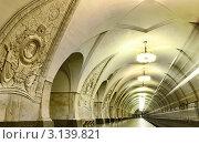 """Купить «Станция метро """"Таганская""""», фото № 3139821, снято 3 августа 2009 г. (c) Наталья / Фотобанк Лори"""