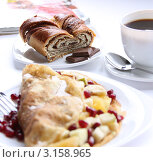 Завтрак. Стоковое фото, фотограф Самарина Оксана / Фотобанк Лори