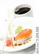 Купить «Суши», фото № 3209565, снято 26 декабря 2011 г. (c) Климентий Самаркин / Фотобанк Лори