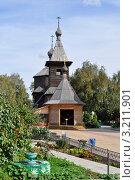 Церковь Сергия Радонежского. 1715 год. Муром (2010 год). Стоковое фото, фотограф Горская Анна / Фотобанк Лори