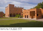 Купить «Музей Шейха Заеда бен Султана Аль Нахайяна. Город Аль Айн, эмират Абу-Даби.», фото № 3222177, снято 5 января 2012 г. (c) GrayFox / Фотобанк Лори
