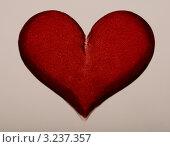 Сердце. Стоковое фото, фотограф Сергей Высоцкий / Фотобанк Лори