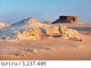 Купить «Вид на песочные дюны пустыни Сахара», фото № 3237449, снято 25 января 2012 г. (c) Николай Винокуров / Фотобанк Лори
