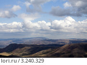 Предгорье Алтая. Стоковое фото, фотограф Александр Морозов / Фотобанк Лори
