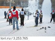 Купить «Тренировка», эксклюзивное фото № 3253765, снято 29 января 2012 г. (c) Parmenov Pavel / Фотобанк Лори