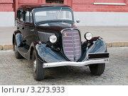 Купить «ГАЗ-М-1 («Эмка»)», фото № 3273933, снято 9 сентября 2010 г. (c) Pukhov K / Фотобанк Лори