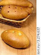 Купить «Пирожки», фото № 3274637, снято 4 июня 2011 г. (c) ElenArt / Фотобанк Лори