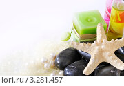 Купить «Аксессуары для ванны», фото № 3281457, снято 12 февраля 2012 г. (c) Липатова Ольга / Фотобанк Лори