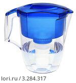 Купить «Бытовой фильтр для питьевой воды», фото № 3284317, снято 23 февраля 2012 г. (c) Виктор Никитин / Фотобанк Лори