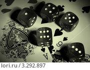 Игральные кости (2012 год). Редакционное фото, фотограф Юлия Антофагаста / Фотобанк Лори
