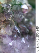 Купить «Кристаллы дымчатого кварца», фото № 3295249, снято 19 августа 2011 г. (c) Сурикова Ирина / Фотобанк Лори
