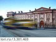 Купить «Тринити-колледж  в Дублине, Ирландия», фото № 3301469, снято 11 июня 2010 г. (c) Losevsky Pavel / Фотобанк Лори