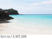 Пляж Таиланда на острове Пхукет, андаманское море (2012 год). Стоковое фото, фотограф Игорь Устюгов / Фотобанк Лори
