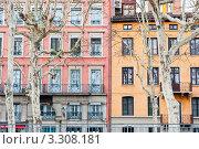 Купить «Городской пейзаж. Лион. Франция», фото № 3308181, снято 25 февраля 2012 г. (c) Екатерина Овсянникова / Фотобанк Лори